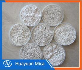Wet Ground Mica Powder