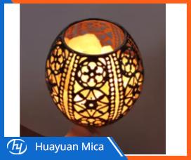 Peaceful Salt Lamp