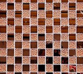 {Metal Color Tile Particle