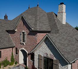{Asphalt Roofing