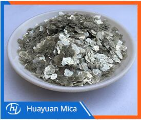 Surface Modification of Mica Powder
