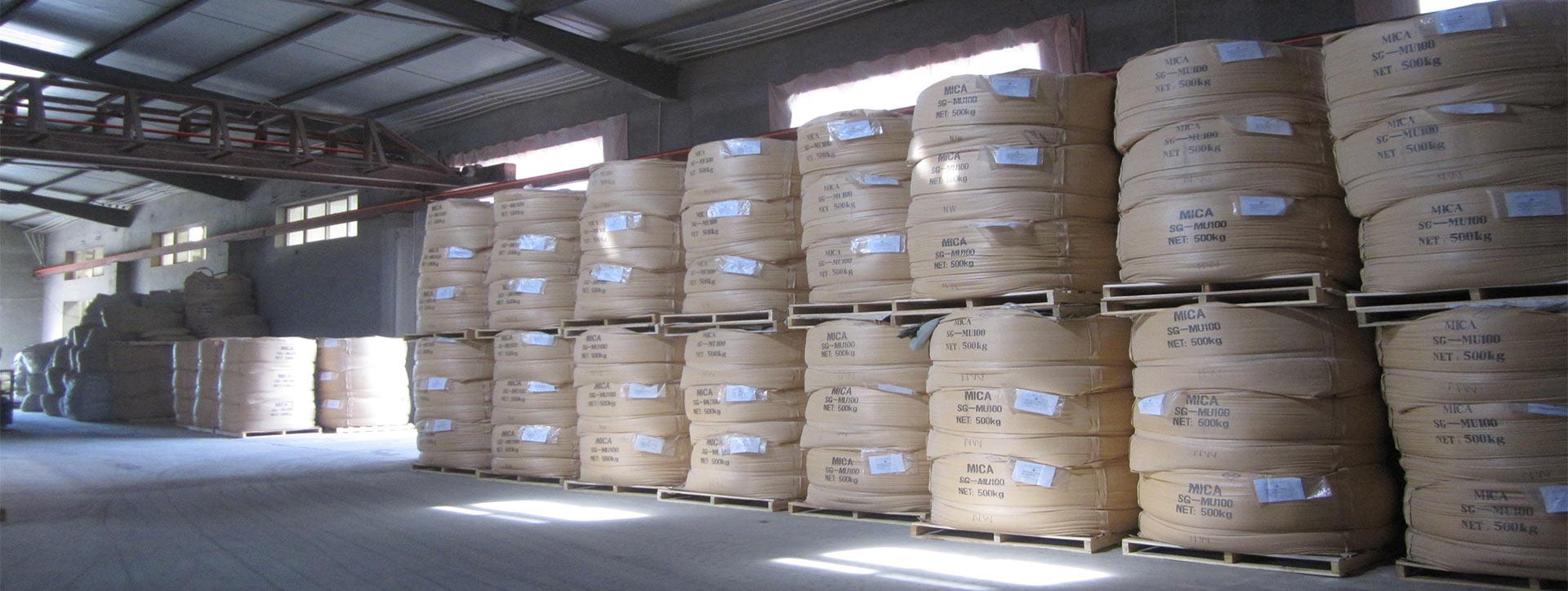 Hebei Huayuan Mica Factory