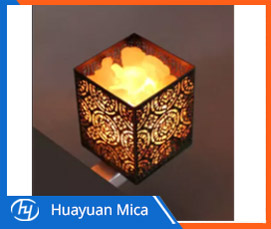 The Magical Effect of the Negative Ions Produced by Himalayan Salt Lamp